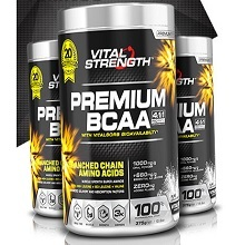 100% BCAA Powder 4:1:1
