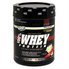 100% Instantized Whey Protein (Vanilla Ice Cream)