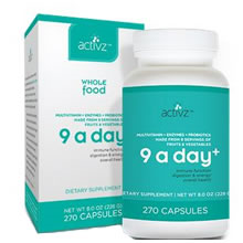 9 a Day+