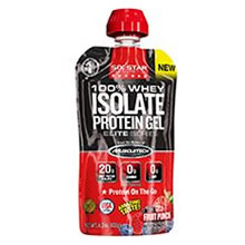 100% Whey Isolate Protein Gel Elite Series (Fruit Punch)